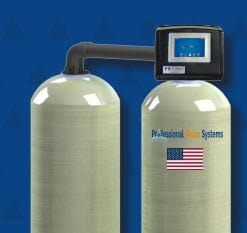 Alternating Water Softener